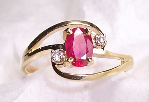 Women S Ruby Ring