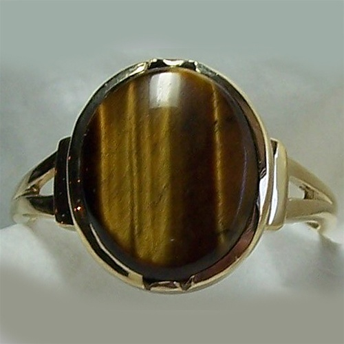 rings eye sterling stone silver tiger ring ebay samodz jewelry