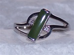 Women's Jade Ring
